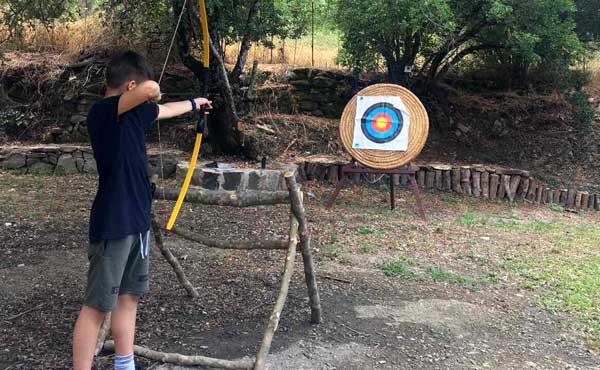 Σχολική Δράση/ Πάρκο Περιπέτειας